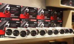 AMD chyba robi sobie żarty z dostawami karty Radeon VII
