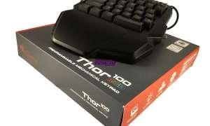 Test taniego keypada Genesis Thor 100 RGB