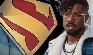 Michael B. Jordan chce zagrać Supermana