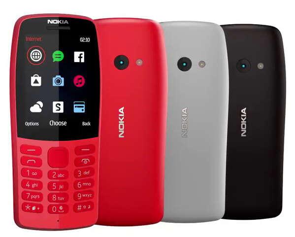Nokia 210, cena Nokia 210, specyfikacja Nokia 210, wygląd Nokia 210