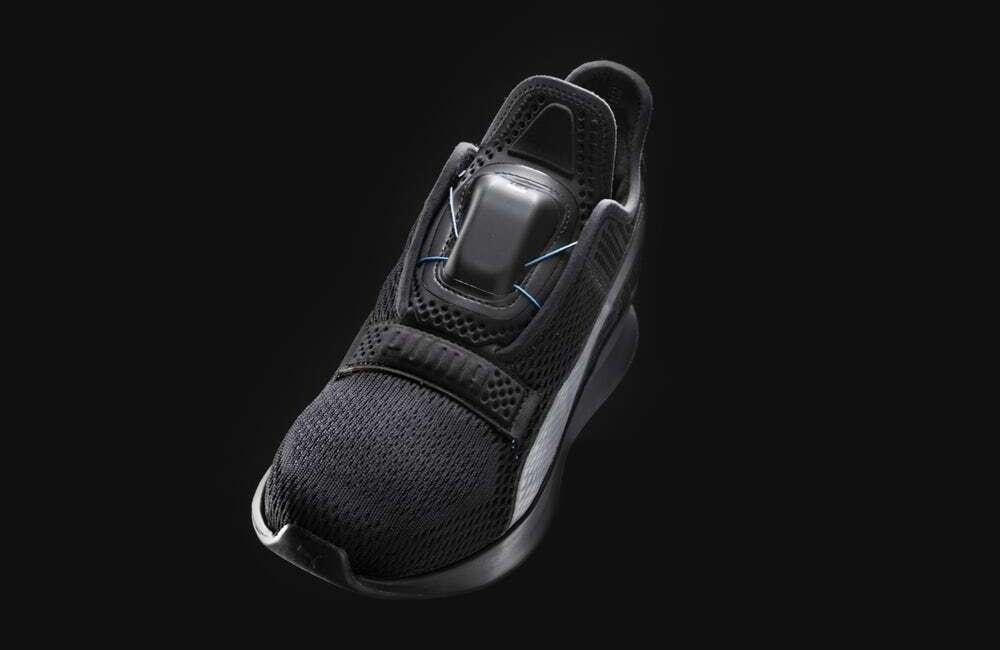 Buty Puma Fi również z samowiążącymi się sznurówkami