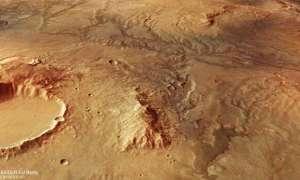 Na zdjęciach satelitarnych widać dawne marsjańskie rzeki