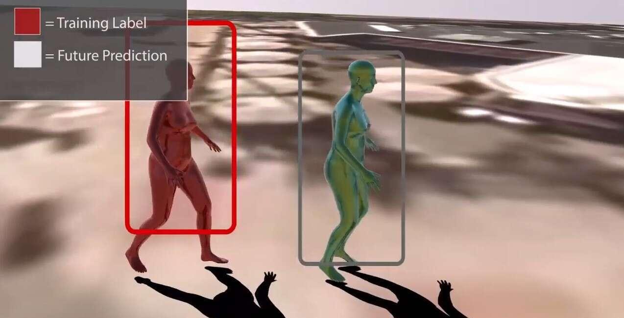 Powstaje system do autonomicznych samochodów przewidujący ruchy pieszychPowstaje system do autonomicznych samochodów przewidujący ruchy pieszych