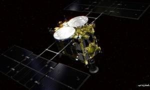 Próbki z asteroidy Ryugu zawierają hydroksylowe minerały