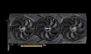Test Asus GeForce GTX 1660 Ti ROG Strix OC