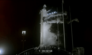 Ostatni sukces SpaceX Dragon Crew może uniezależnić USA od Rosji