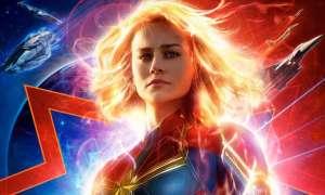 Kapitan Marvel podbija kina