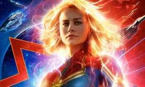 Pierwsze recenzje Kapitan Marvel