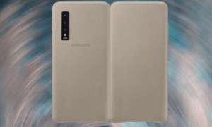 Samsung oferuje skórzane etui na Galaxy Fold
