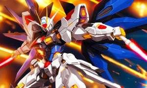 Powstaje scenariusz do filmu Gundam