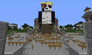 Lokacja w Minecraft przebudowana ku pamięci zmarłego właściciela serwera