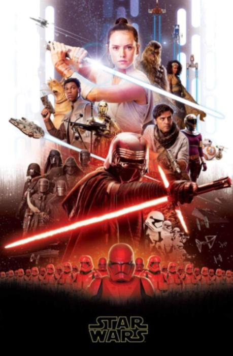 Do sieci wyciekł plakat IX Epizodu Gwiezdnych Wojen