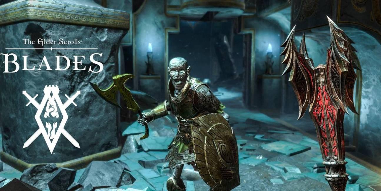 Możecie już zagrać w The Elder Scrolls: Blades na Androidzie
