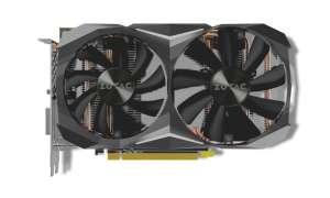 Test ZOTAC GeForce GTX 1060 AMP Edition 6GB GDDR5X