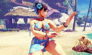 Błąd w Street Fighter 5 daje przewagę Chun-Li