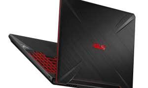 Test laptopa Asus TUF Gaming FX505DY