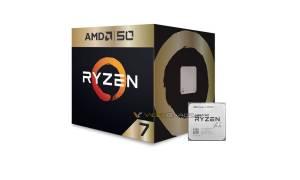 Ryzen 7 2700X 50th Anniversary Edition na pierwszych zdjęciach