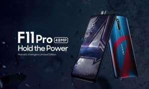 Rozpoczyna się przedsprzedaż Oppo F11 Pro Avengers Limited Edition