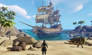 Co w rocznicowej aktualizacji Sea Of Thieves?
