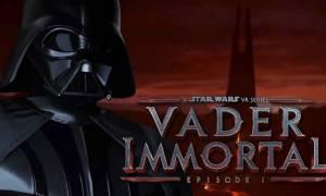 Vader Immortal wygląda fantastycznie – to może być prawdziwy hit na VR!