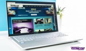 Test laptopa Asus VivoBook X512 / R564U