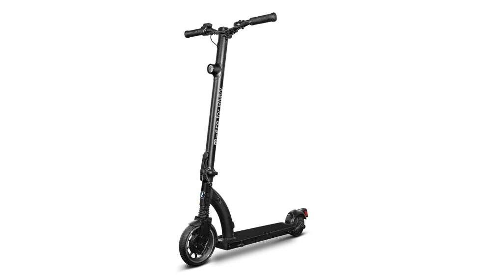 BMW E-Scooter jest elektryczną hulajnogą