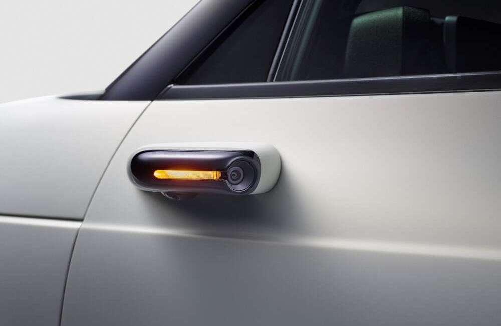 Honda e porzuci boczne lusterka na rzecz kamer