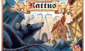 Recenzja gry planszowej Rattus
