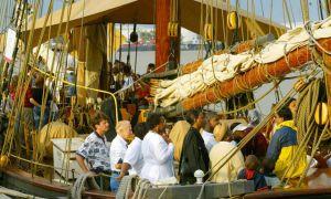 Znaleziono ostatni amerykański transatlantycki statek niewolniczy