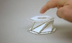 Origami pomoże w tworzeniu rakiet takich jak Falcon