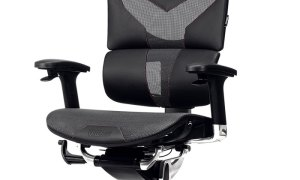 Test fotela ergonomicznego Diablo V-Dynamic