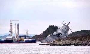 Fregata Helge Instag pójdzie na żyletki