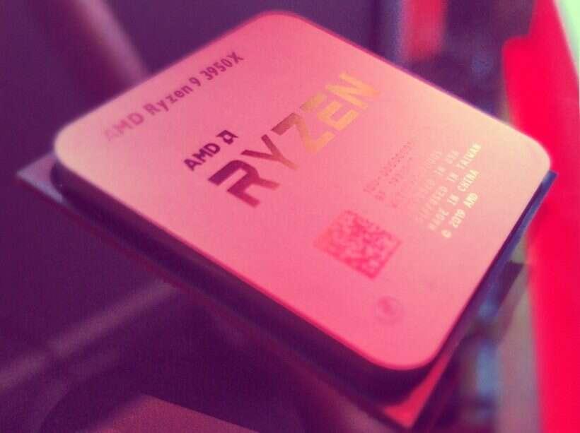W benchmarku Ryzen 3950X przewyższa prawie 3-krotnie droższego Intel Core i9-9980XE