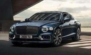 Bentley Flying Spur 2020 jest najszybszym sedanem na świecie