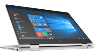 Test laptopa HP EliteBook x360 830 G5