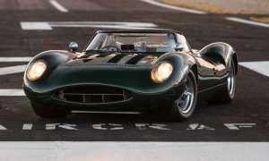 Ta replika Jaguar XJ13 jest poniekąd lepsza od oryginału