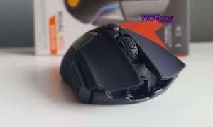 Test myszy Rival 650 wireless od SteelSeries
