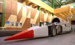 Naddźwiękowy pojazd Bloodhound LSR wkrótce zacznie testy