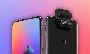 Aktualizacja ZenFone 6 poprawia obrotowy aparat