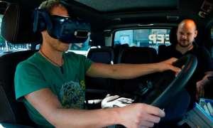 Daimler zaprasza kierowców do symulatora kokpitu Actros w VR
