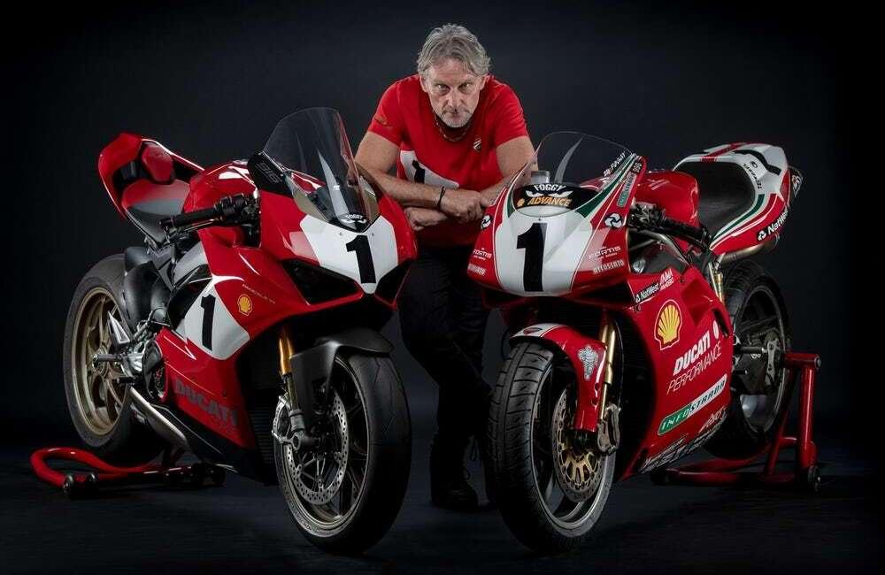 Ducati ujawniło wyjątkowego 25th Anniversario 916