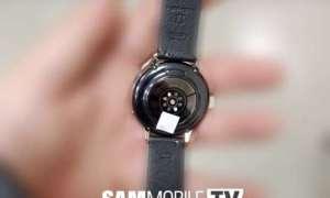 Wyciekła specyfikacja Galaxy Watch Active 2