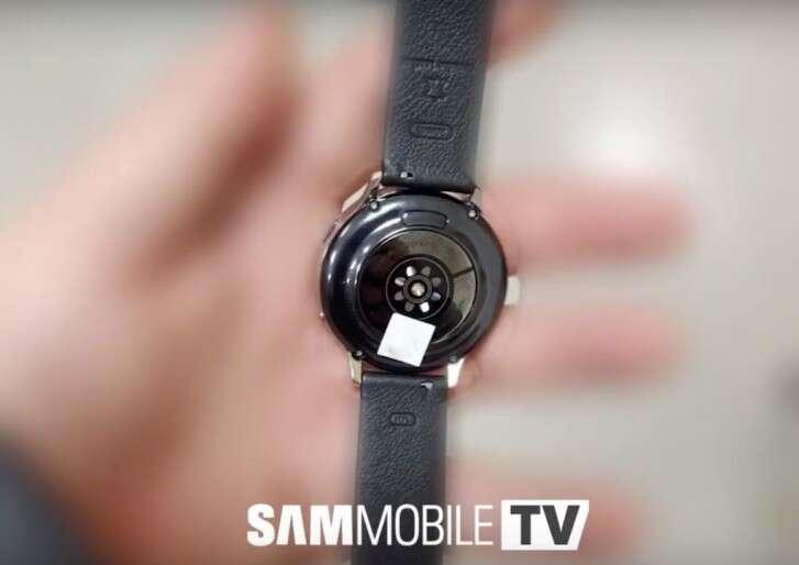 Galaxy Watch Active 2, samsung Galaxy Watch Active 2, parametry Galaxy Watch Active 2, ekran Galaxy Watch Active 2, wersje Galaxy Watch Active 2, środek Galaxy Watch Active 2, ramka Galaxy Watch Active 2 ekg Galaxy Watch Active 2