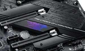 ASUS aktywuje PCIe 4.0 na płytach z serii 400