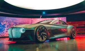 Kiedy luksus łączy się z futuryzmem powstaje Bentley EXP 100 GT