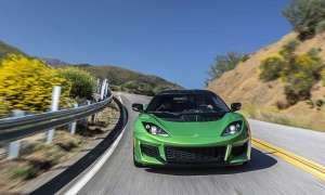 Lotus Evora GT 2020 z wyższą mocą, aerodynamiką i mniejszą wagą
