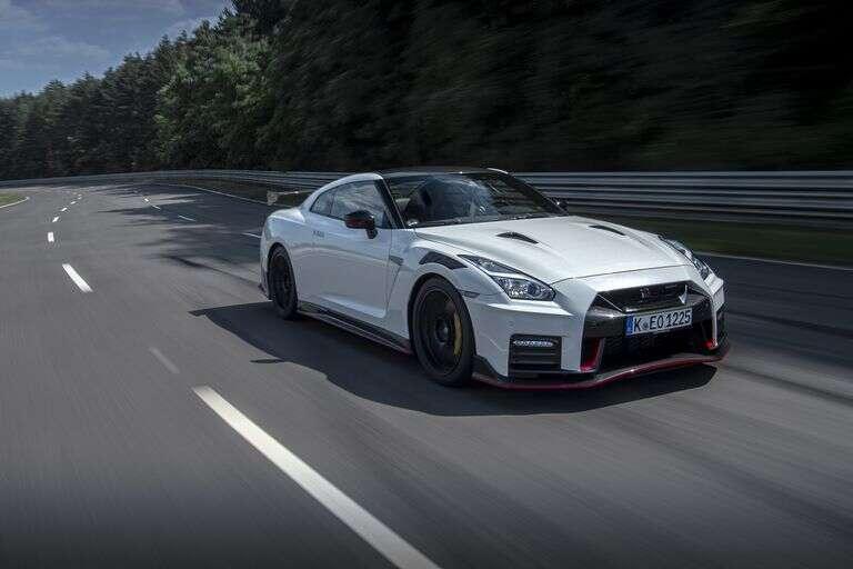 Cena Nissan GT-R Nismo na 2020 rok