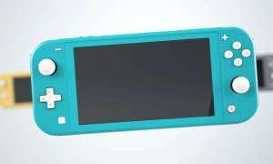 Switch Lite to jedyny nowy sprzęt Nintendo w tym roku – co z wersją Pro?