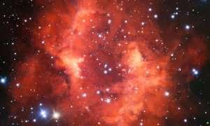 Teleskop zarejestrował niesamowite pozostałości umierającej gwiazdy
