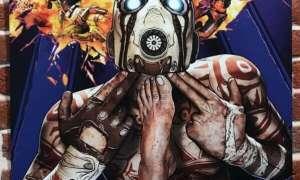 Gearbox ujawnił inne, równie szalone pomysły na okładkę Borderlands 3
